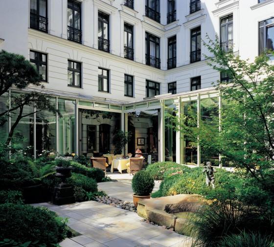 Hotels Berlin Zoologischer Garten: [ESSEN & TRINKEN]
