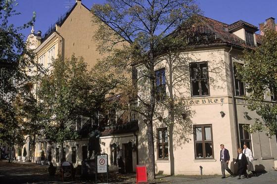 Café Engebret