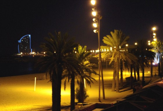 Barceloneta Nachts