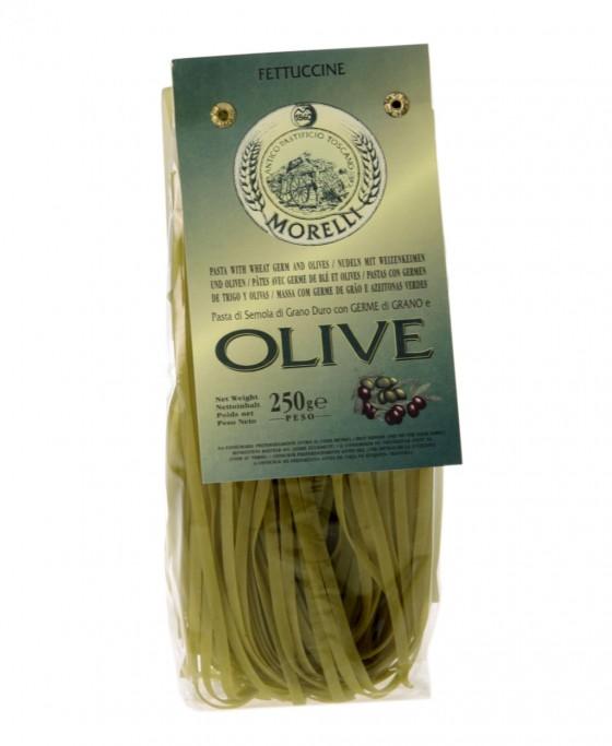 Fettucine mit Oliven