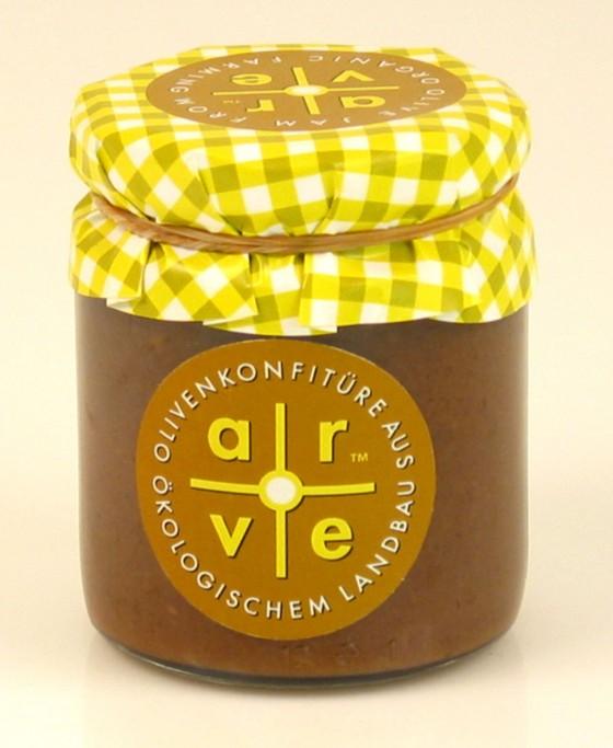 Olivenkonfitüre