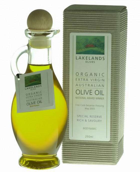 Australisches Olivenöl