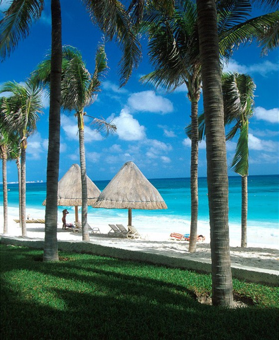 STrand in Quintana Roo