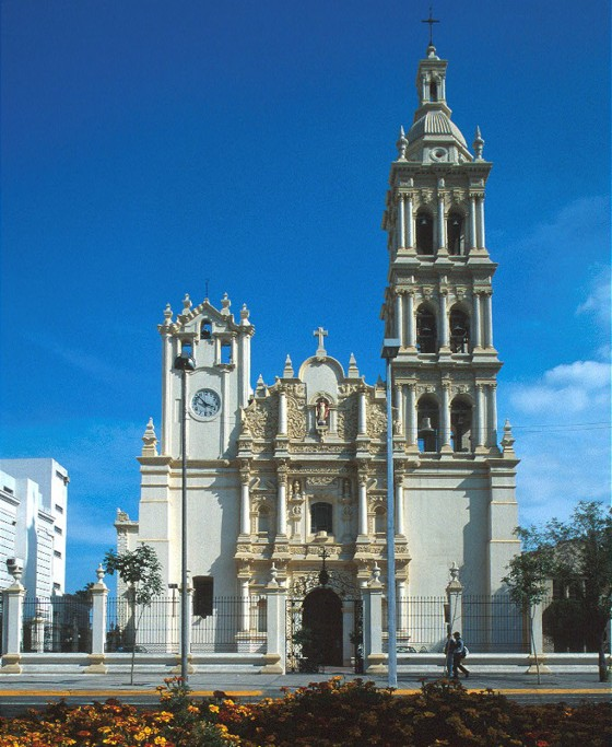 Kathedrale von Monterrey