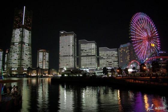 Hafen von Yokohama
