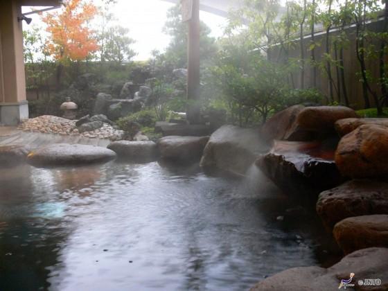 Japanisches Bad in Shimane