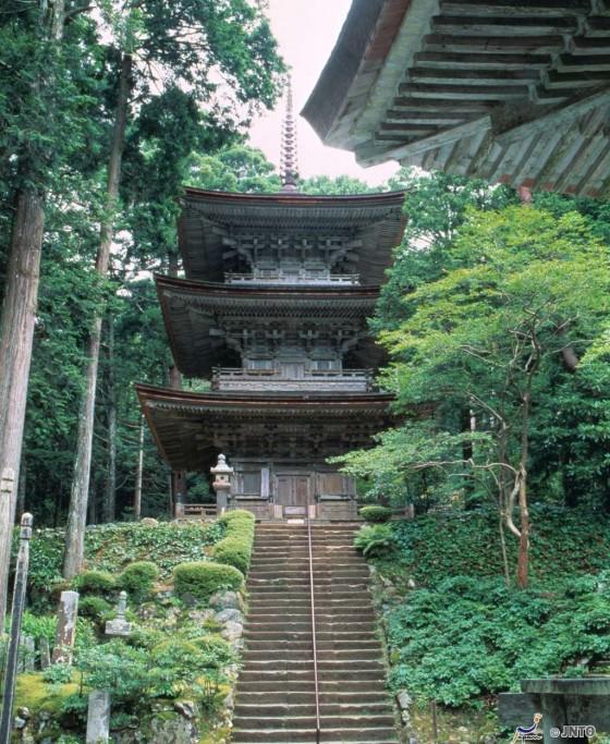 Myotsuji Tempel