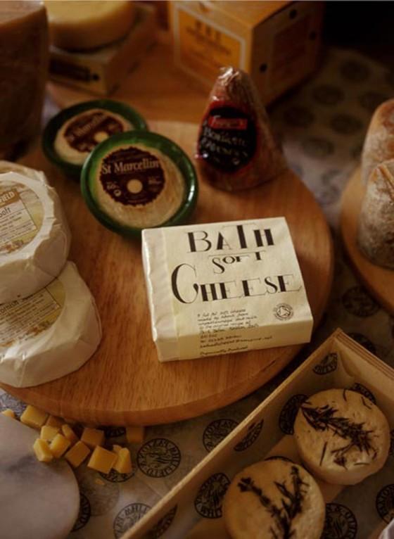 Bath cheese shop.