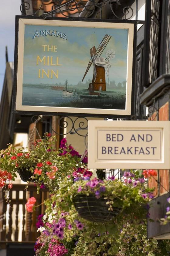 Windmill Inn and Bed & Breakfast.