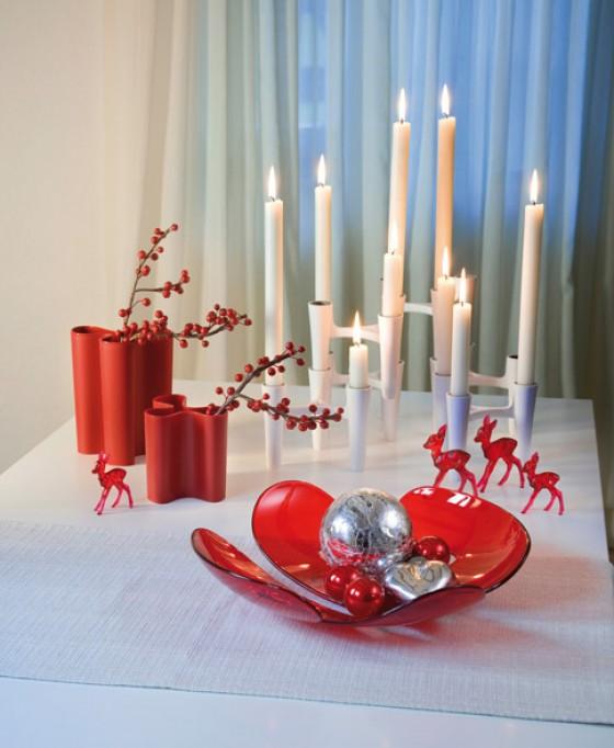 Koziol Weihnachtstisch
