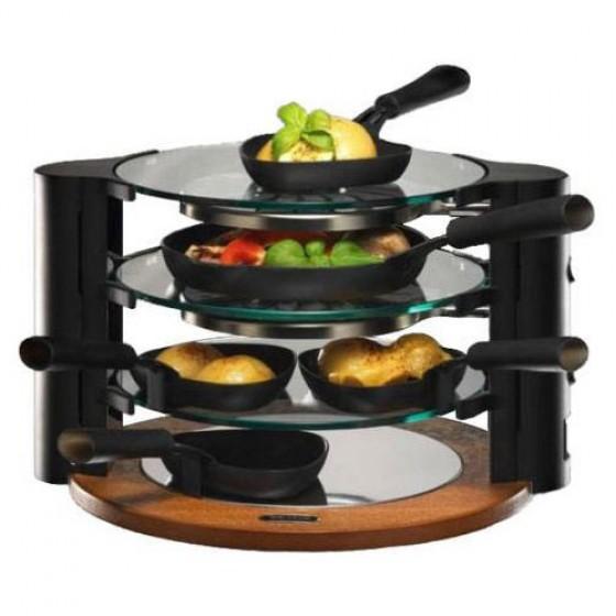 designer grill raclette ger te 1 essen trinken. Black Bedroom Furniture Sets. Home Design Ideas