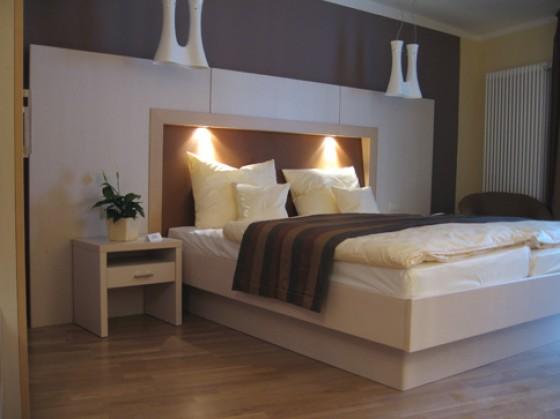 Doppelzimmer im Weingut Ressler