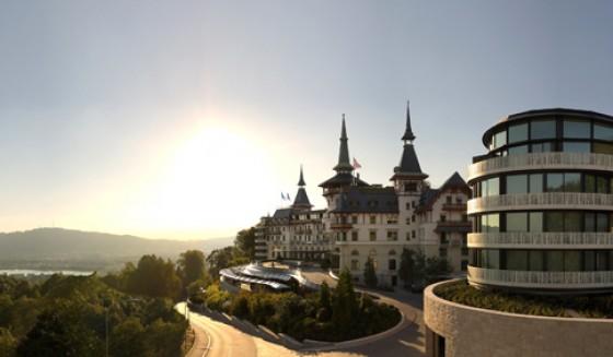 The Dolder Grand in Zürich