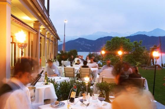 Restaurant Annex im Parkhotel Weggis