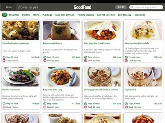 Good Food App Rezepte
