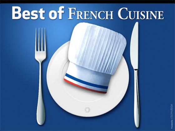French Cuisine App