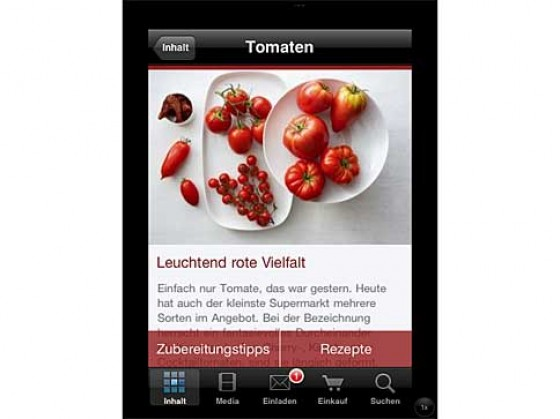 Poletto App Tomate
