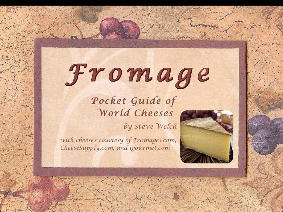 Fromage App