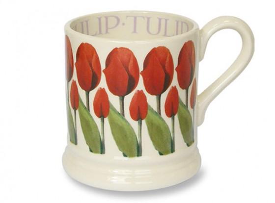 Bridgewater: Tulpen am Morgen