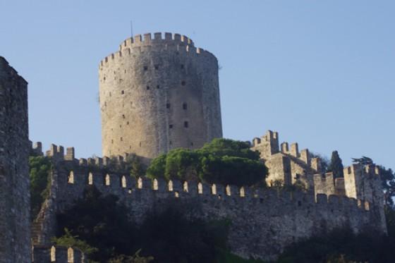 Burg am Bosporus