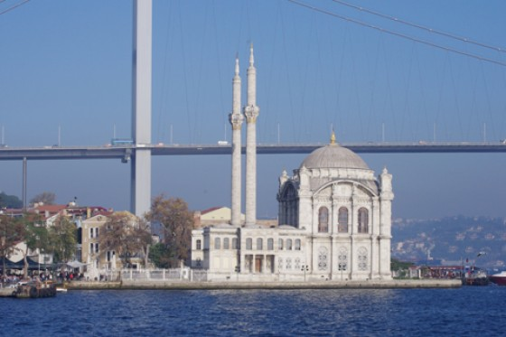 Ortakoy-Moschee