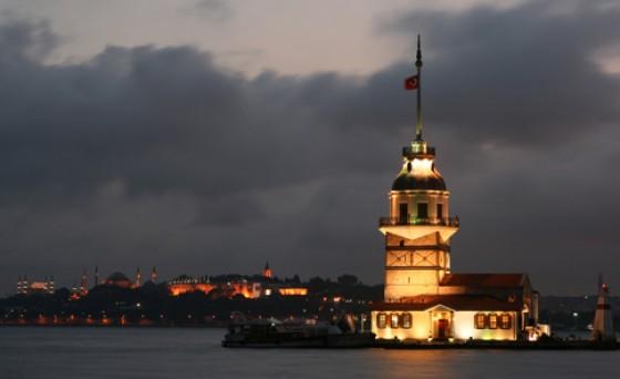 Kiz kulesi Turm