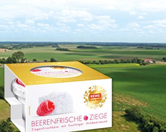 REWE Feine Welt Beerenfrische Ziege