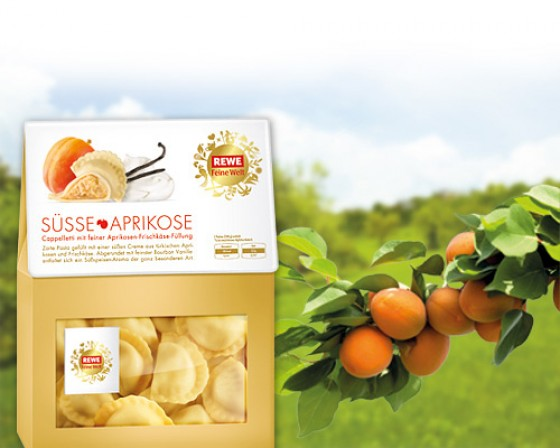 REWE Feine Welt Süße Aprikose