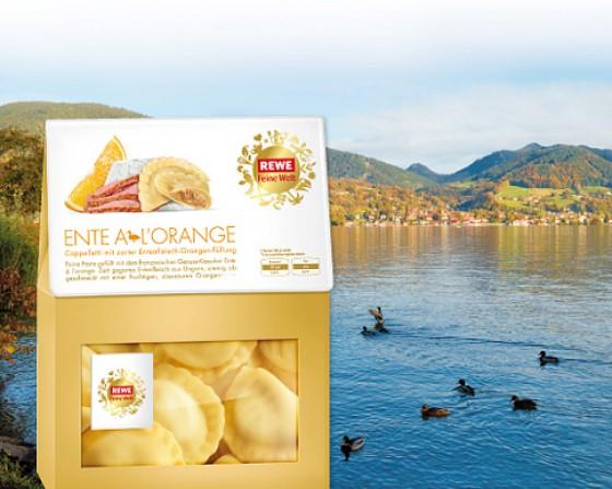 REWE Feine Welt Ente à l' orange