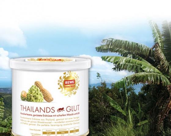 REWE Feine Welt Thailands Glut