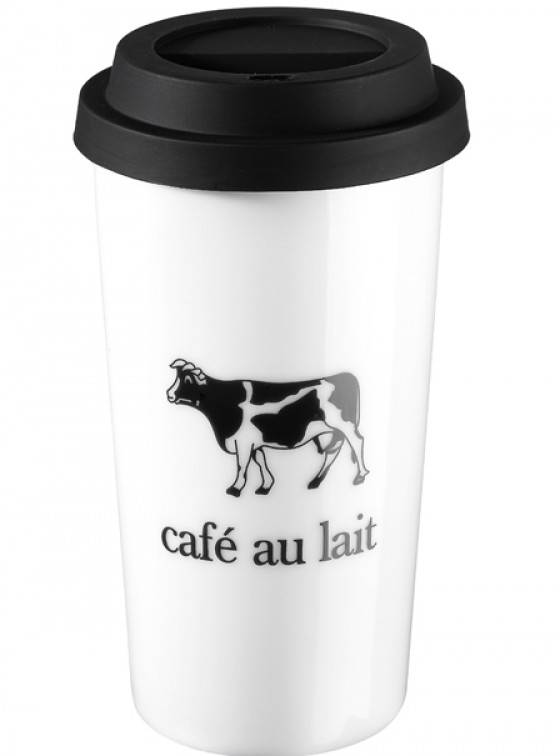 Cafe au lait: ASA Thermobecher