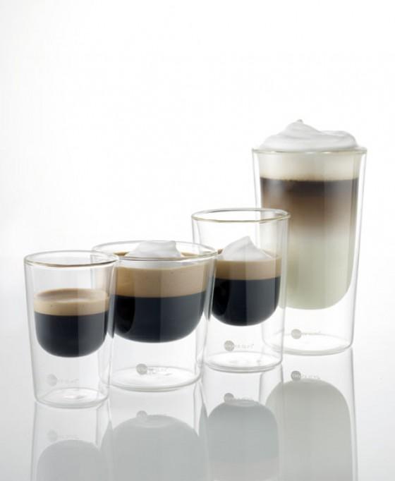 Latte Macchiato Glas Zwiesel  Gourmet Food & Drinks hot´n cool
