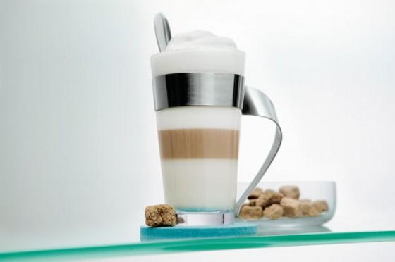 Villeroy & Boch Latte Macchiato Glas Henkel