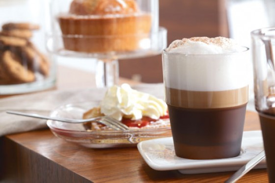Leonardo Becher Rubber Latte Macchiato
