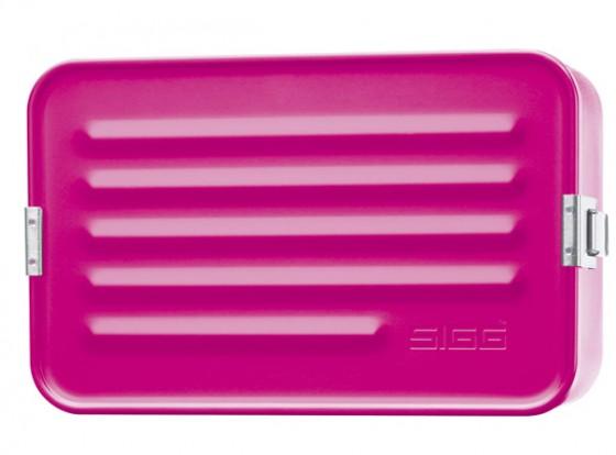 Aluminium Box in Pink: SIGG