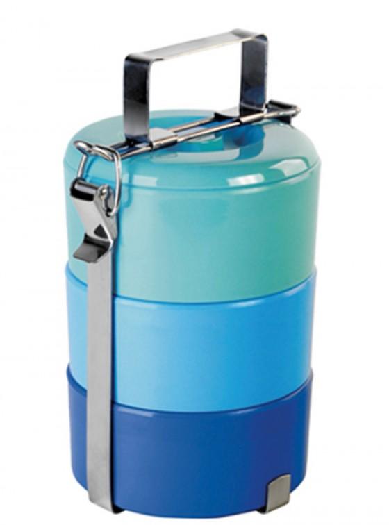 Picknic in Blau: Lunchbox