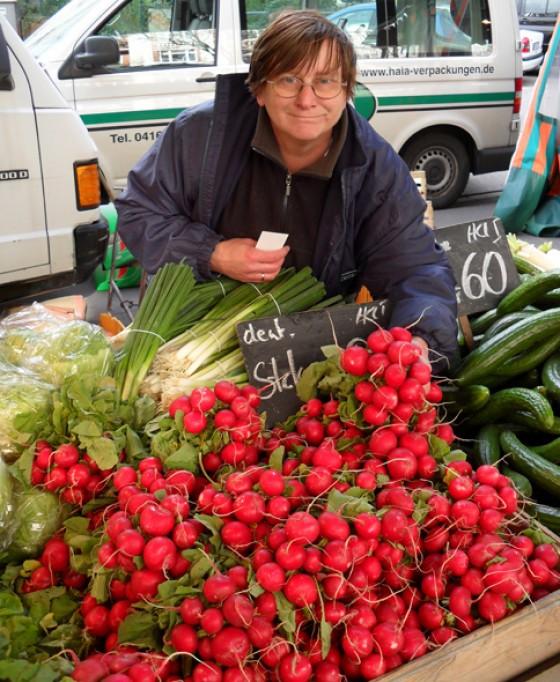 Radieschen Isemarkt