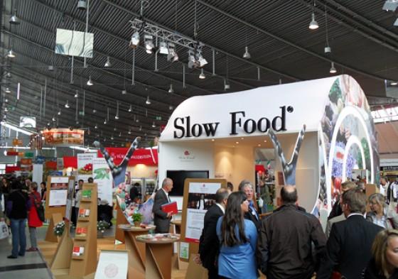 Slow Food Messe 2011