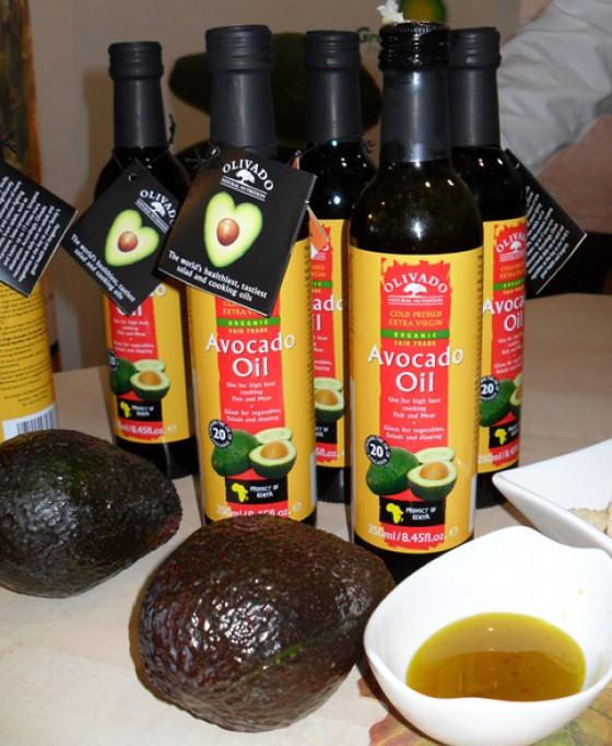 Slow Food 2011 Avocadoöl