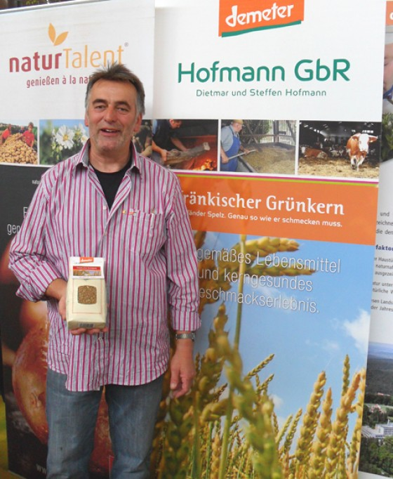 Slow Food 2011 Grünkern