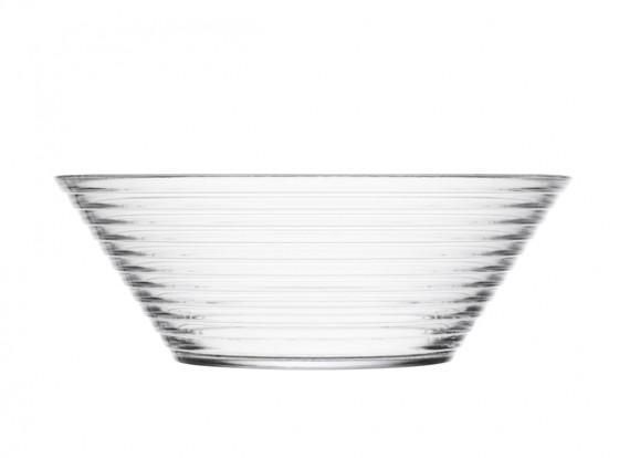 Glasklare Schale von Aino Aalto