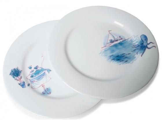 Fisch à la Provence