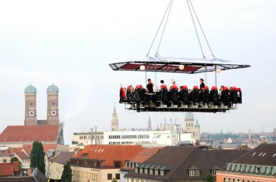 Dinner in the Sky München
