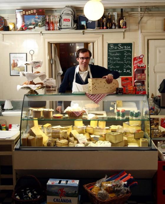 Käse im Schweizweit