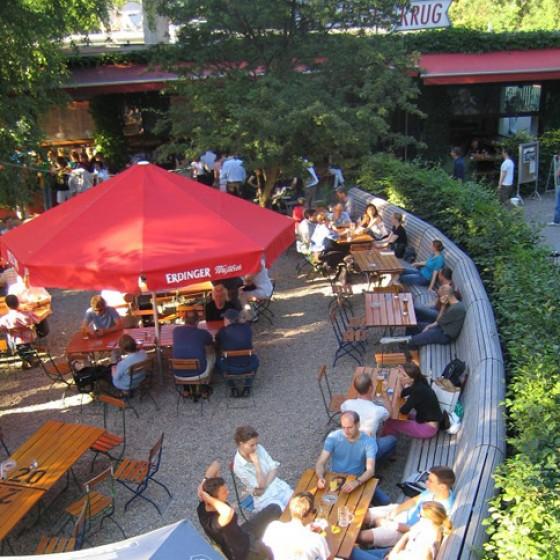 Café und Restaurant Schleusenkrug Berlin
