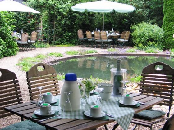 Der Garten Im Frankenthal