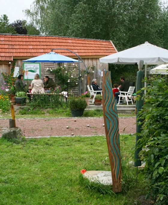 GRÜNWERKSTÄTTEN Garten-Café Altenberge