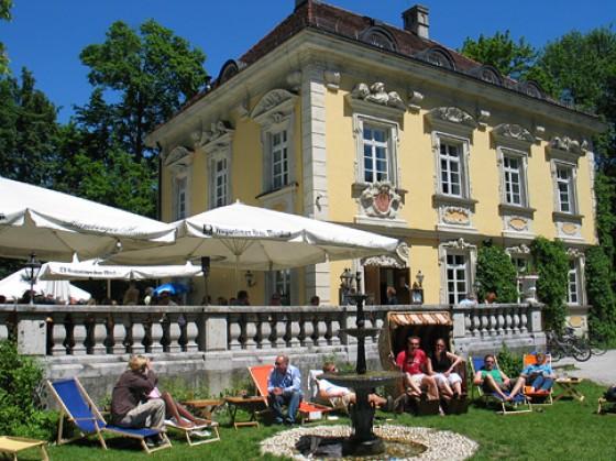 La Villa im Bamberger Haus München
