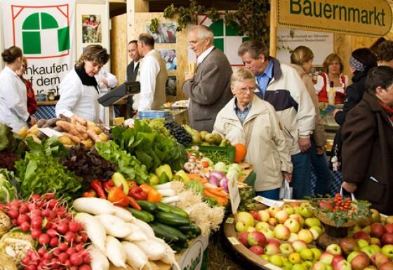 Bauernmarkt Bayern