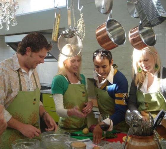 Kochkurs in der Karoo Cookery School